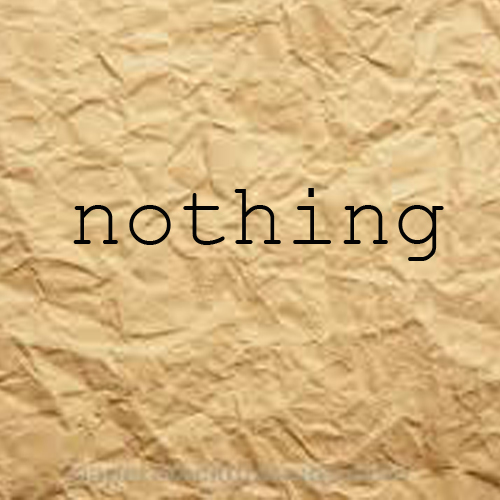 nothing without Jesus